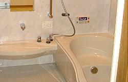 浴室の改修1