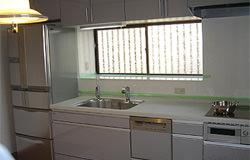 食器洗乾燥器を設置